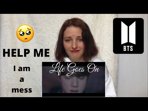 StoryBoard 0 de la vidéo BTS  - Life Goes On MV REACTION [ENG SUB]