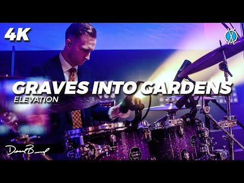 Graves Into Gardens Drum Cover // Elevation Worship // Daniel Bernard