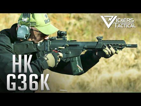 HK G36K