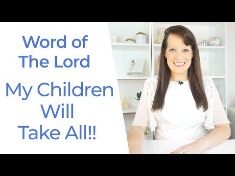 Word of the Lord-Take All. Don't Let the Enemy Win!!