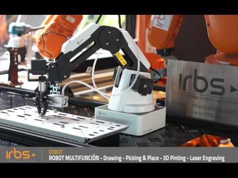 IRBS - Presentación DOBOT Robot Multifunción