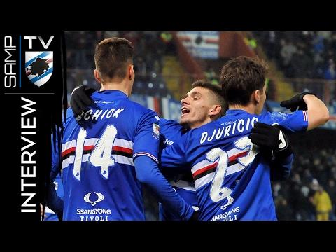 Sampdoria-Bologna, Torreira: «Noi non molliamo mai»