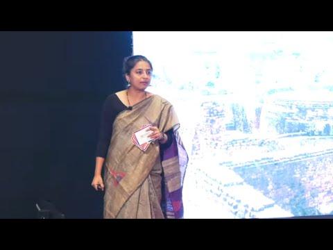 Clues in the landscape | M.B. Rajani | TEDxGurugramWomen photo