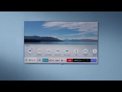 Samsung QLED TV Presents One Remote Control