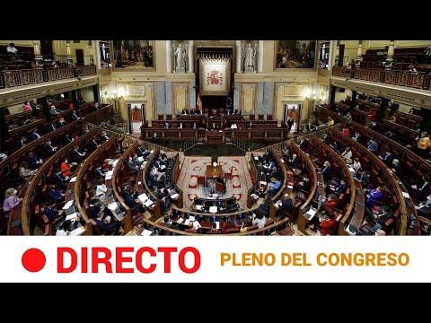 EN DIRECTO 🔴 PLENO en el CONGRESO de los DIPUTADOS (23/02/2021) l RTVE Noticias
