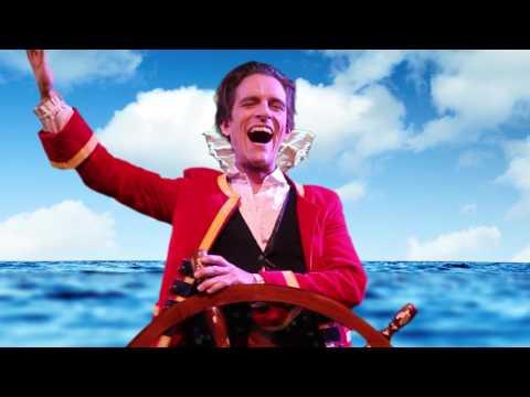 "Capitán Timón ""Yo soy un pirata"""