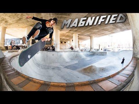 Magnified: Lizzie Armanto