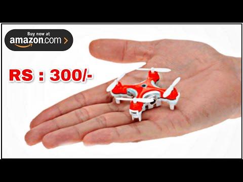 world's smallest drone with camera best drones under 300/- !! 2019 - UCG1QbWndL4v2SsYE-s4H8LA