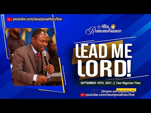 Altar of Remembrance -LEAD ME LORD -- Episode42