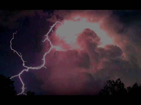 Giant Positive Lightning Strike plus some extra lightning.
