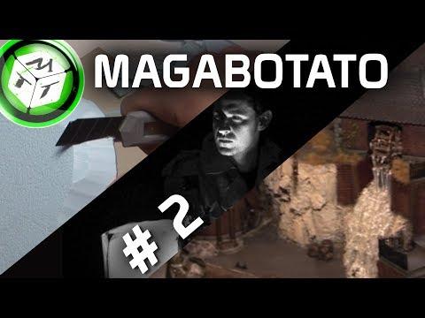 MAGABOTATO #2 | Atelier: Hügel bauen | Raging Heroes | Götterdämmerung | DICED