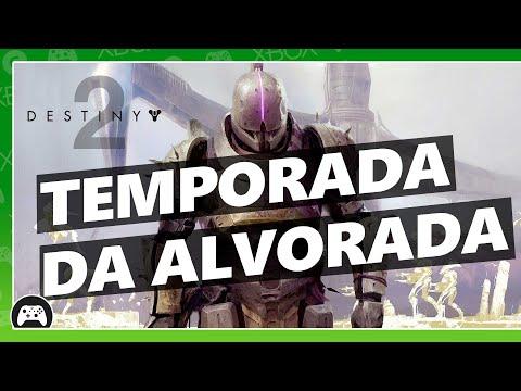 Destiny 2: Fortaleza das Sombras ? Trailer da Temporada da Alvorada