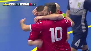 FIFA Futsal World Cup / Lithuania 2020 - Sweden 5x1 Malta