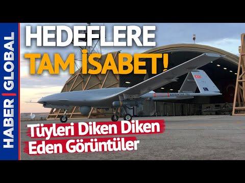 Bayraktar SİHA'ları Azerbaycan Semalarında!