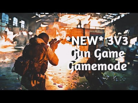 NEW  3V3 Gun Fight GameMode In Call Of Duty Mobile