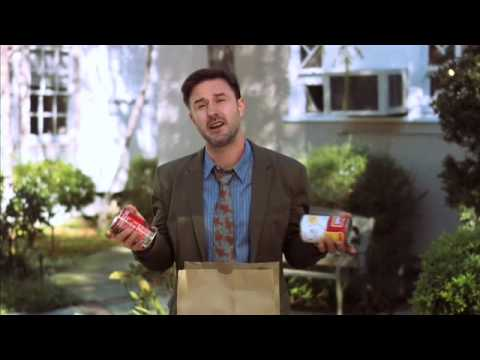 David Arquette Joins the Fight to Stamp Out Hunger PSA