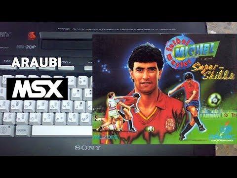 Michel Futbol Master (Dinamic, 1989) MSX [007] El Kiosko