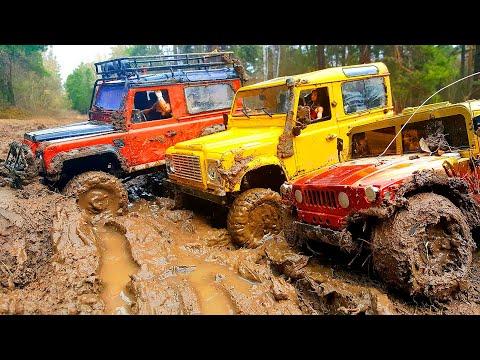 RC Trophy - mud diggers - визги и брызги :) - UCOZmnFyVdO8MbvUpjcOudCg
