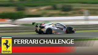Ferrari Challenge Europe , Valencia 2017 – Coppa Shell Race 2