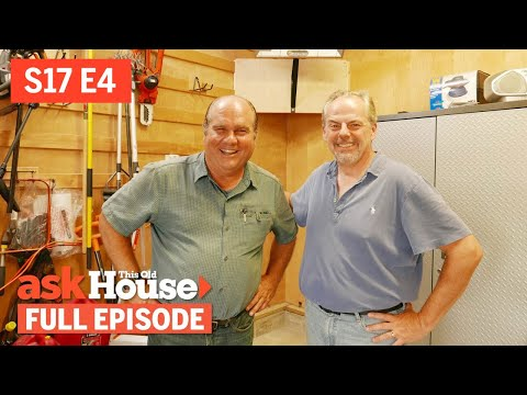 Ask This Old House | Garage Heat, DIY Security System (S17 E4) | FULL EPISODE - UCUtWNBWbFL9We-cdXkiAuJA