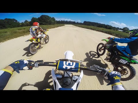 Motocross Bikes Racing and Off-Road Riding