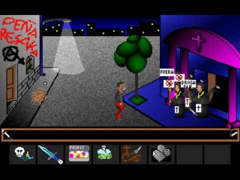 Las Aventuras de Manolo Kabezabolo (Digital Legión) (MS-DOS) [1997] [PC Longplay]