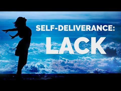 Deliverance from the Spirit of Lack  Self-Deliverance Prayers