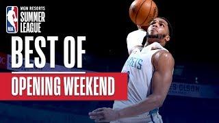 Best Of Opening Weekend | MGM Resorts NBA Summer League