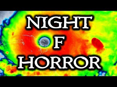Breaking: Massive Monster Hurricane Dorian Ushers in Night of Horror - Biblical Tribulation Coming!