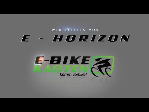 E-BIKE KASTEN proudly presents - Bergamont E-Horizon N8 FH 500 Amsterdam -  wir stellen vor