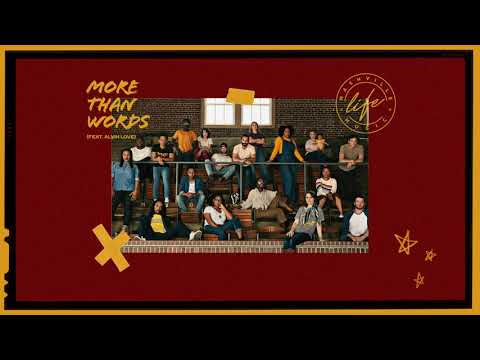More Than Words (feat. Alvin Love) [Official Audio Video] - Nashville Life Music