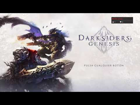 Darksiders Genesis (Boss nivel 4 + capitulo 5) Ps4