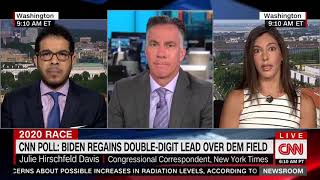 CNN analyst: Harris doesn't have a vision for the country