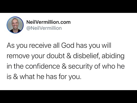 Abiding in Confidence And Security - Daily Prophetic Word
