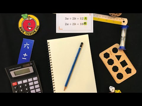 Simultaneous Equations video