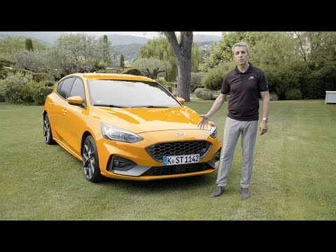 All-New Focus ST walk around - Perfect for cruising and sports performance