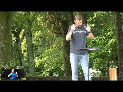Sermon - 07/05/2020 - Pastor Ben Anderson - Christ Church Nashville
