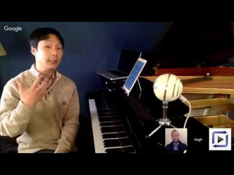 ArtistWorks Live: Talking Piano with Hugh Sung