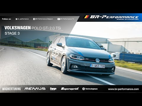 2018 VW Polo GTI Build By BR-Performance / Part 3: Stage 3 Final Tune & Parts