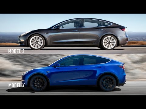 The Tesla Model Y is a 300-mile-range Model 3 doppelgänger coming in fall 2020 - UCCjyq_K1Xwfg8Lndy7lKMpA