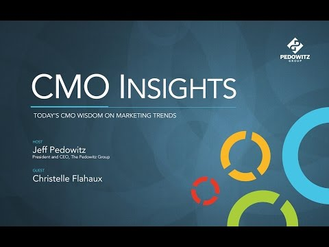 CMO Insights: Christelle Flahaux, Vice President of Marketing, Domo