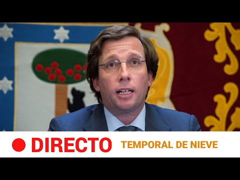 EN DIRECTO 🔴 ALMEIDA pide que MADRID sea declarada ZONA CATASTRÓFICA | RTVE Noticias