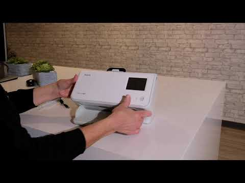 Advanced Unit Replacement Process for KODAK INfuse AX Scanners Preview