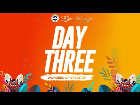 RCCG HOLY GHOST CONVENTION 2020 - DAY 3  PSF HOUR