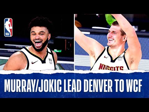 Murray & Jokic Guide Nuggets Back From 3-1 To Advance To WCF!
