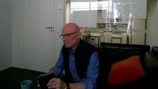 CI GCA speaks with Midaxo CEO Ari J. Salonen at Helsini, Finland HQ