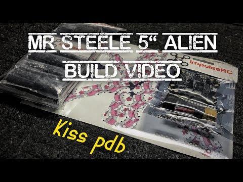 """Mr Steele Alien 5"""" build w/ KISS PDB (4S) - UCQEqPV0AwJ6mQYLmSO0rcNA"""