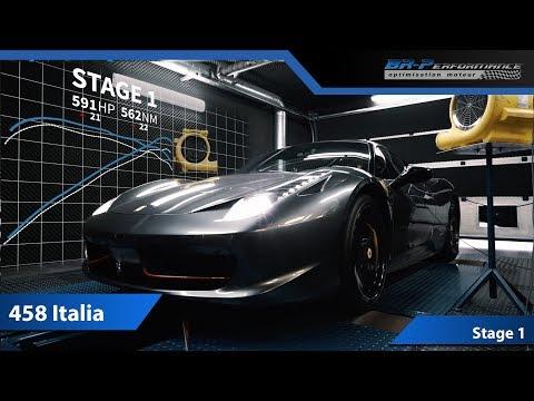 Ferrari 458 Italia Stage 1 By BR-Performance