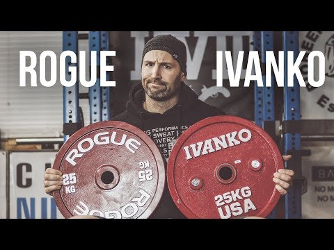 Rogue vs Ivanko Calibrated Competition Plates - UCNfwT9xv00lNZ7P6J6YhjrQ