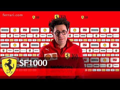 SF1000 - Mattia Binotto